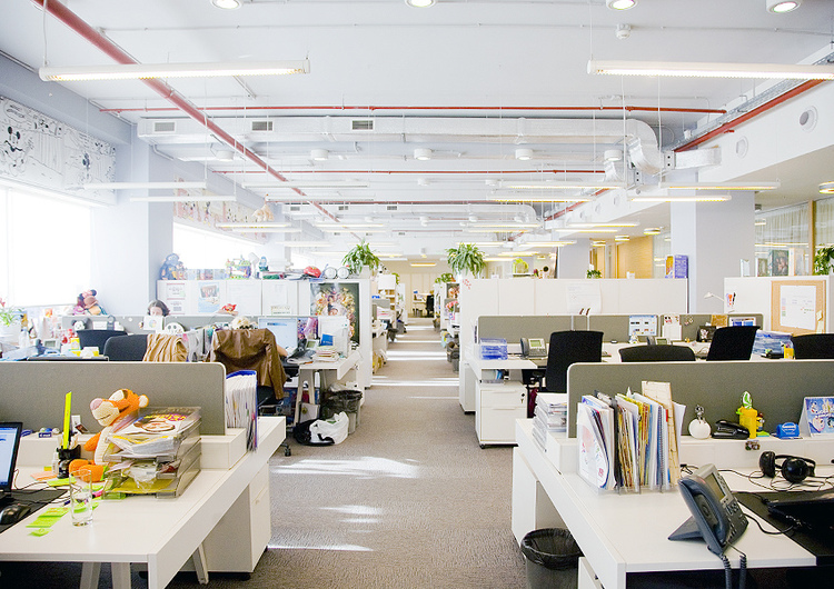 ecowork - Comment aménager l\'espace de travail pour assurer le ...